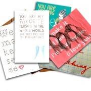 nice postcards are nice