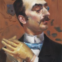 Giovanni Boldini: Portrait of a Dandy