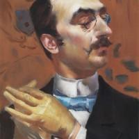 Giovanni Boldini: Portrait of a Dandy