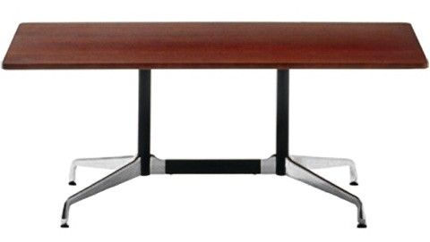eames rectangular table