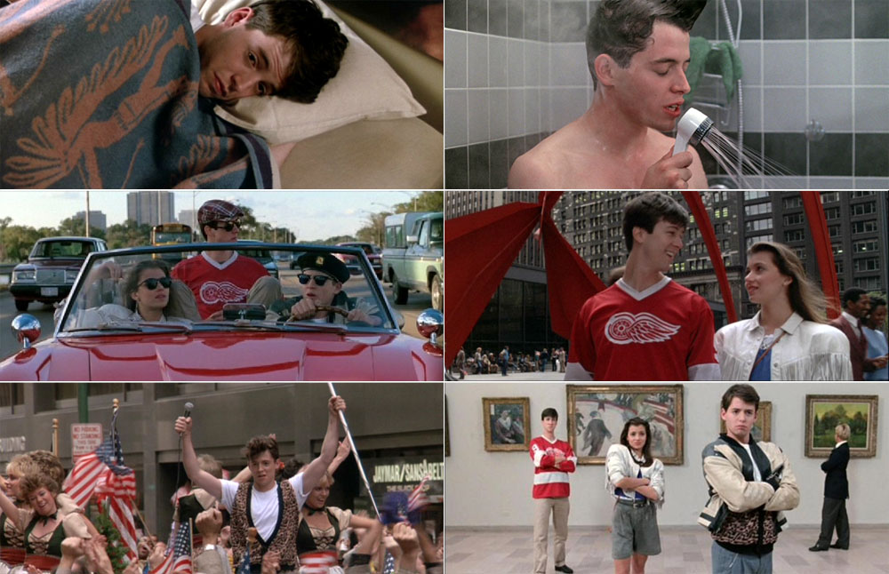 ferris bueller's day off