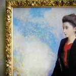 portrait in museé de orsay