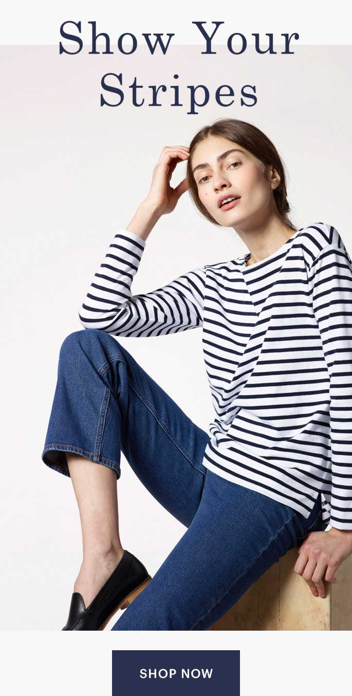 Everlane stripes