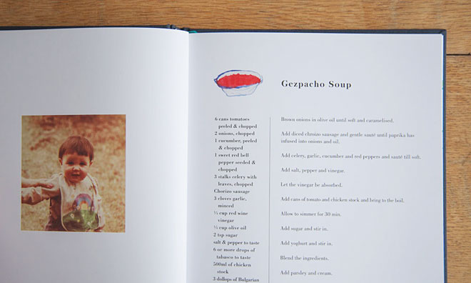 Miss Moss Recipe Book