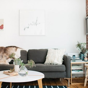 Madelynn Furlong's Apartment by The Everygirl