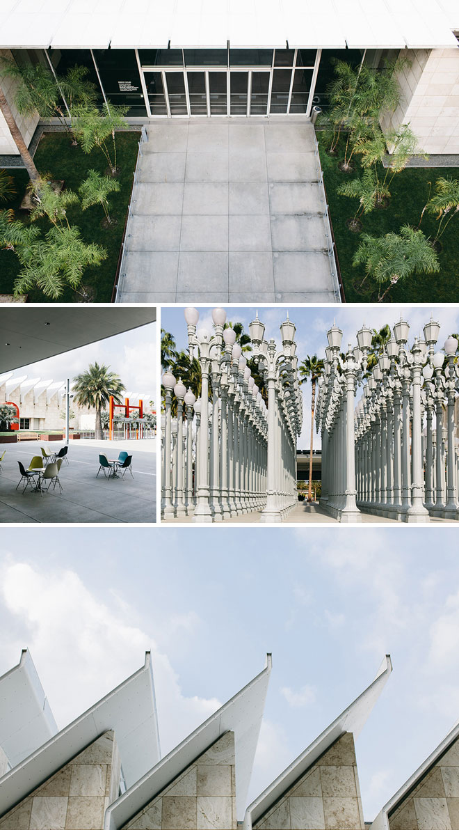 LA Country Museum of Art by Guided