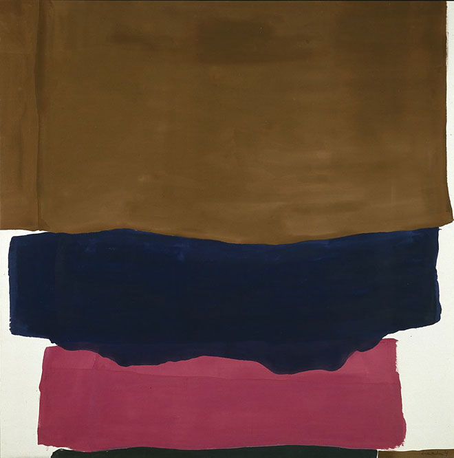 Indian Summer, 1967 by Helen Frankenthaler