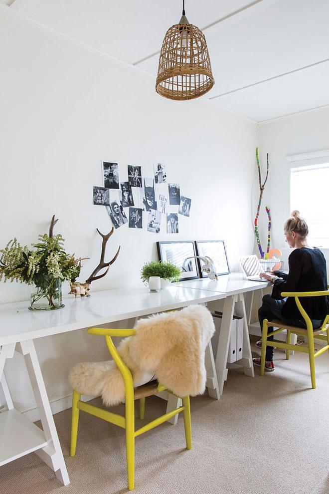 An Office // Miss Moss