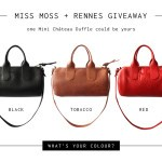 Rennes Giveaway!