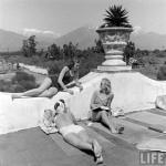 Spring in LA, 1944