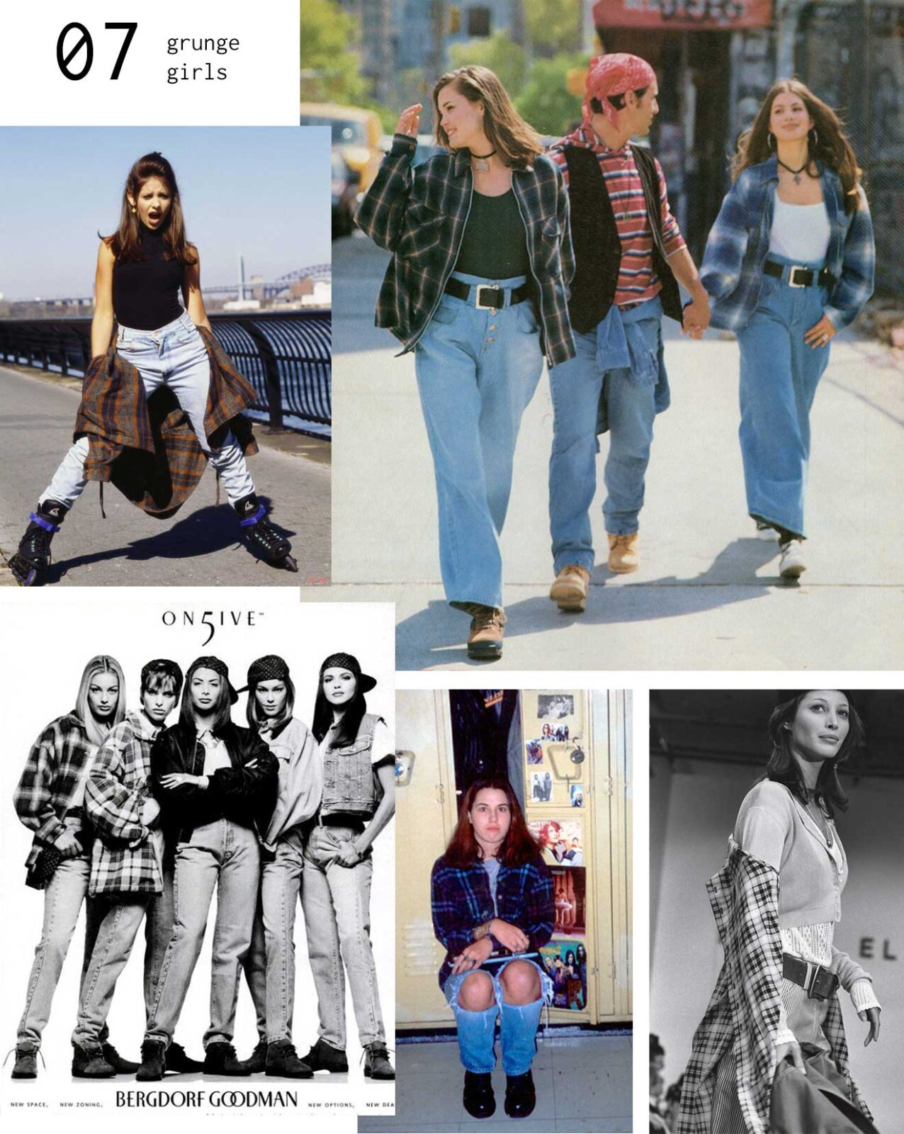 90s Fashion Moments