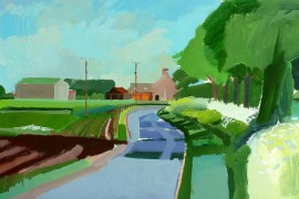 Paintings of the Fens