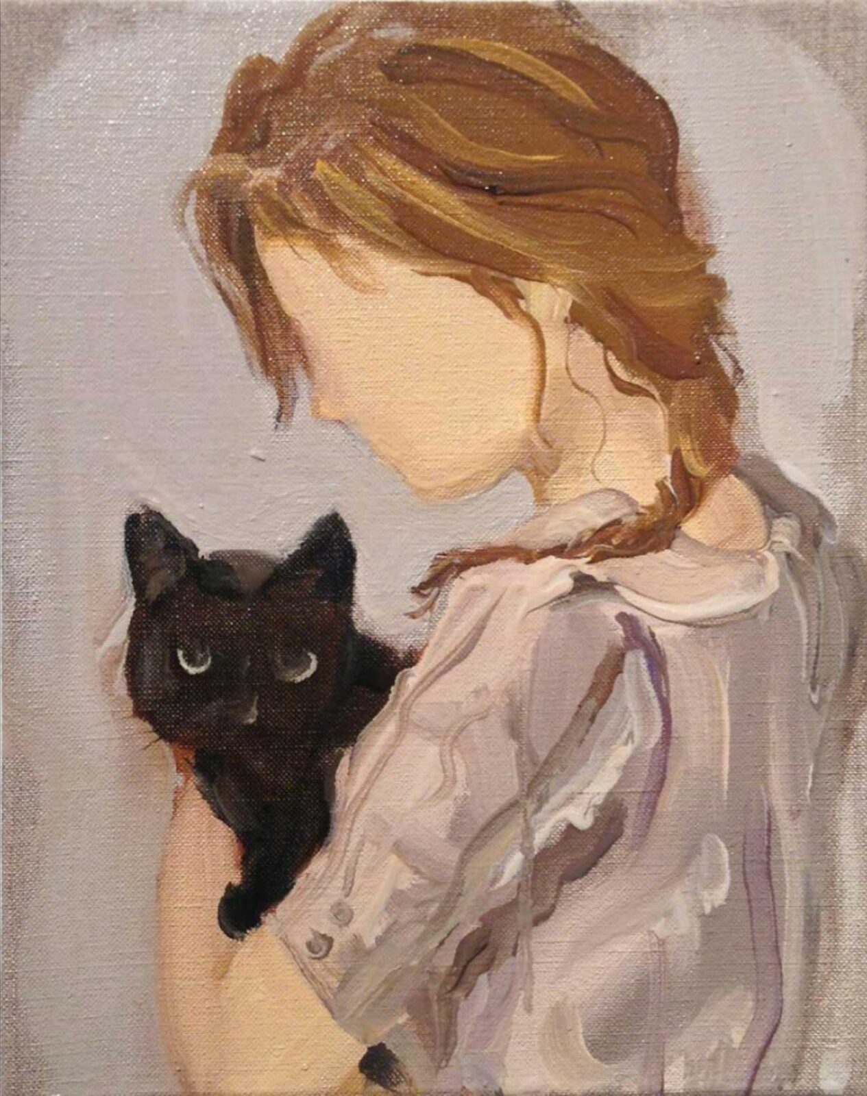 Gideon Rubin, Black Cat, 2012