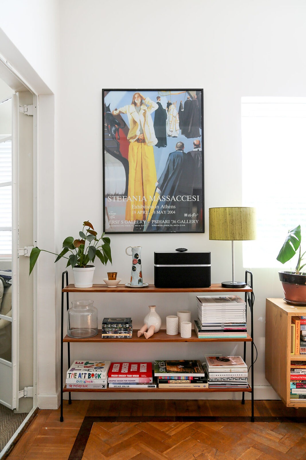 These Walls // Miss Moss shares bits of her apartment