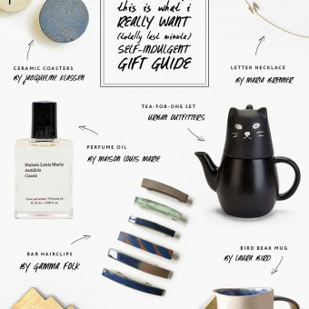 What i REALLY want Gift Guide by Miss Moss