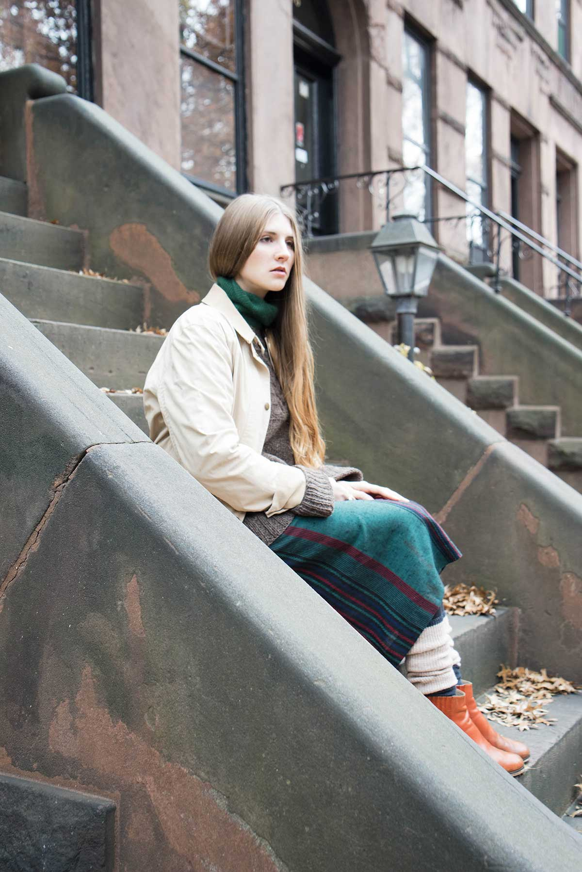 Inspired by Meryl and Diane: Mayflower Supply FW14 Look Book
