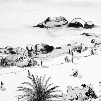 Lucie de Moyencourt: Atlantic Seaboard