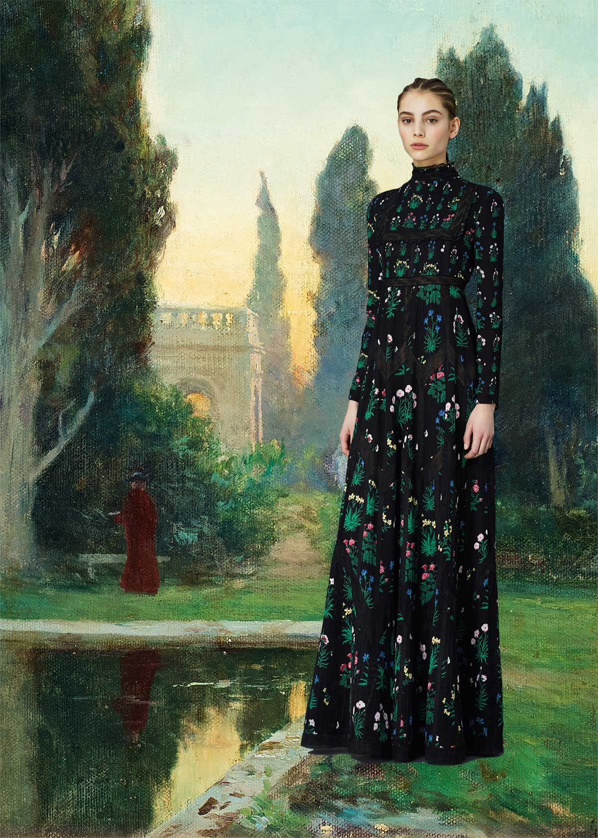 Miss Moss: The Art of Valentino