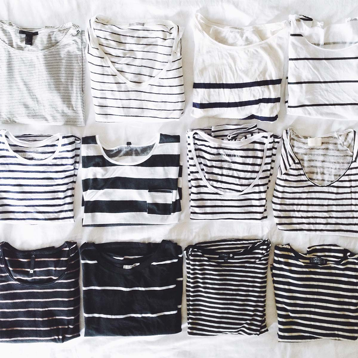 never too many stripes