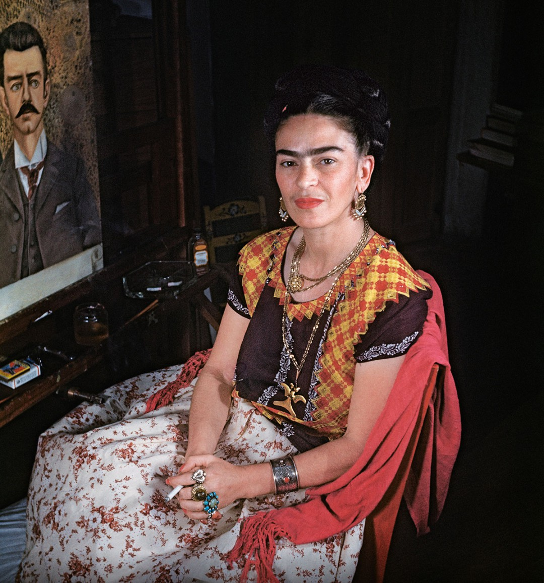 Frida Kahlo: The Gisèle Freund Phot
