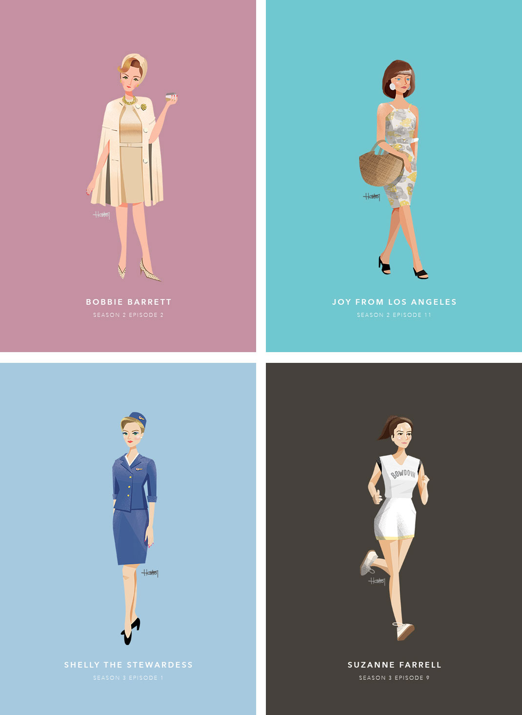 The Women of Don Draper