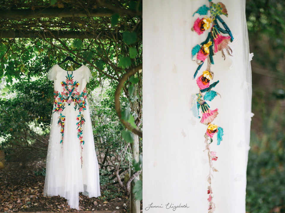 THAT DRESS | Jenni le Grange photography