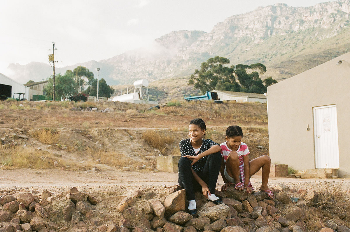 Small Town Girl by Elize Strydom