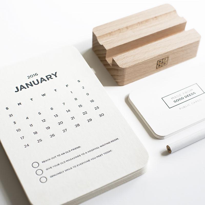 Good Calendar Design : · miss moss