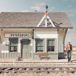 DEAN WEST, Train, 2012