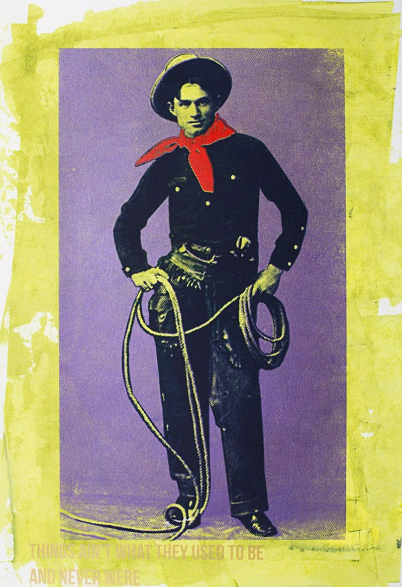 ZEFREY THROWELL, Will Rogers, 2015