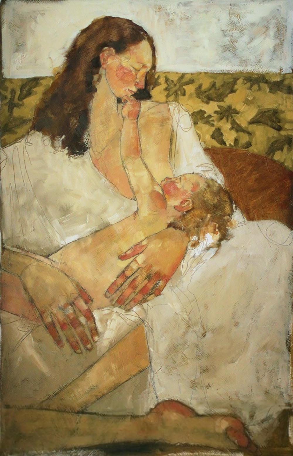 OLIVIA MAE PENDERGAST, Mother, 2015