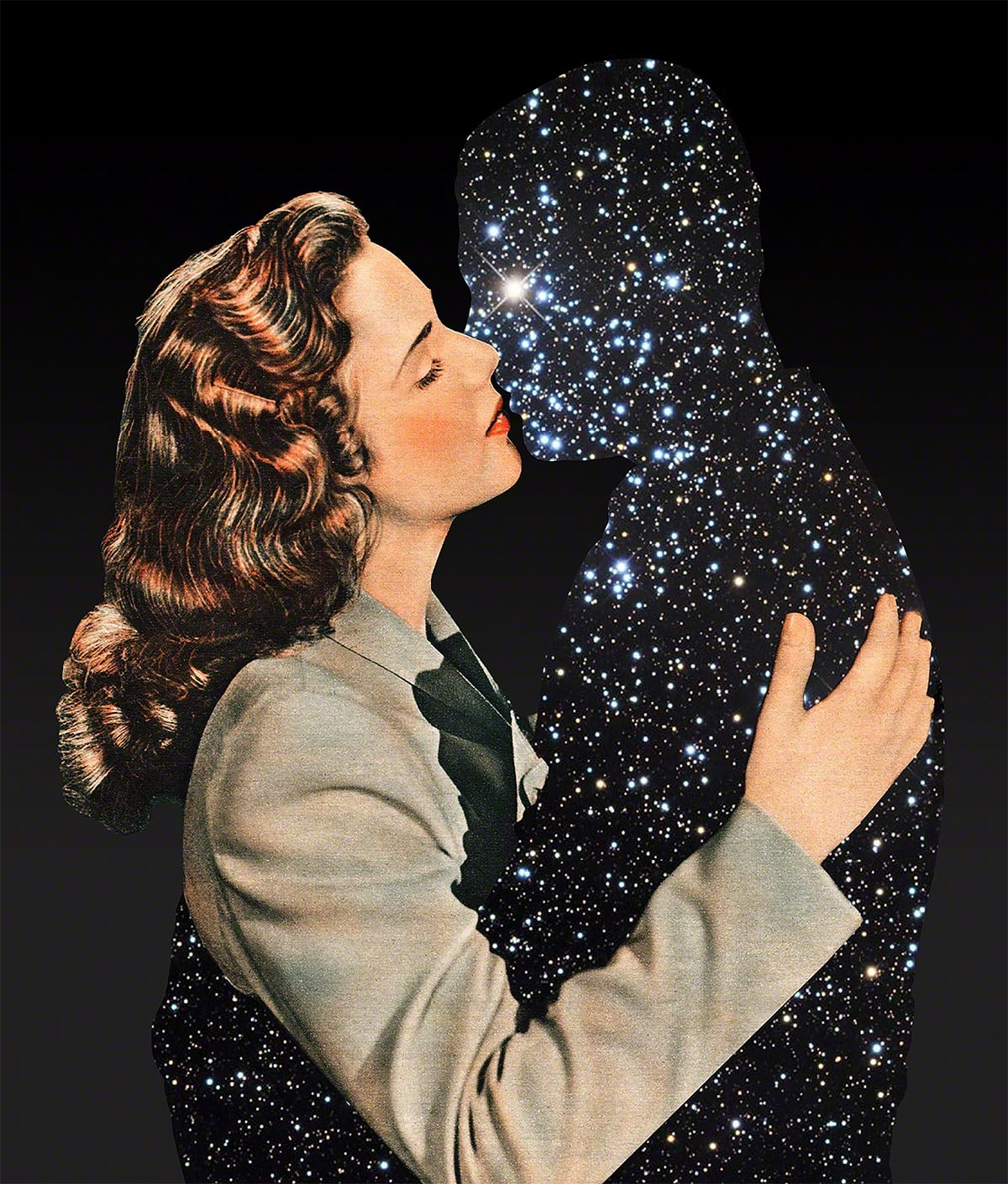 JOE WEBB, Antares and Love XI, 2015