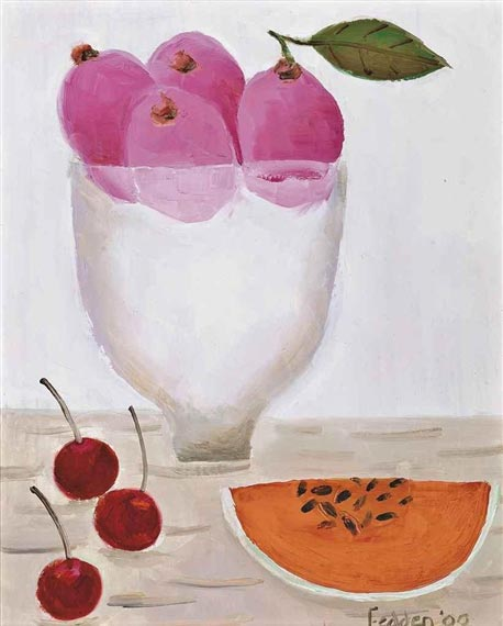 Three Cherries, 2000