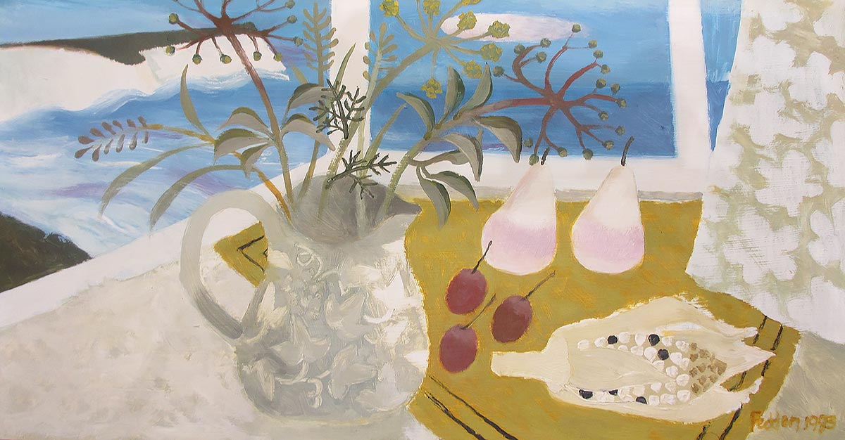 Windowsill Still Life, 1993