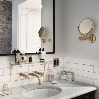 Catbird bathroom