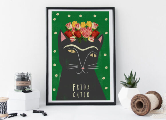 Cats Cats Meow Art!