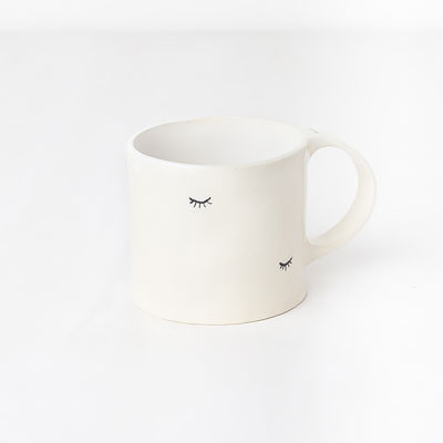 Sleepy Eyes Mug