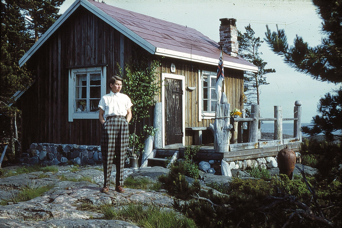 A bit of inspiration from Tove Jansson