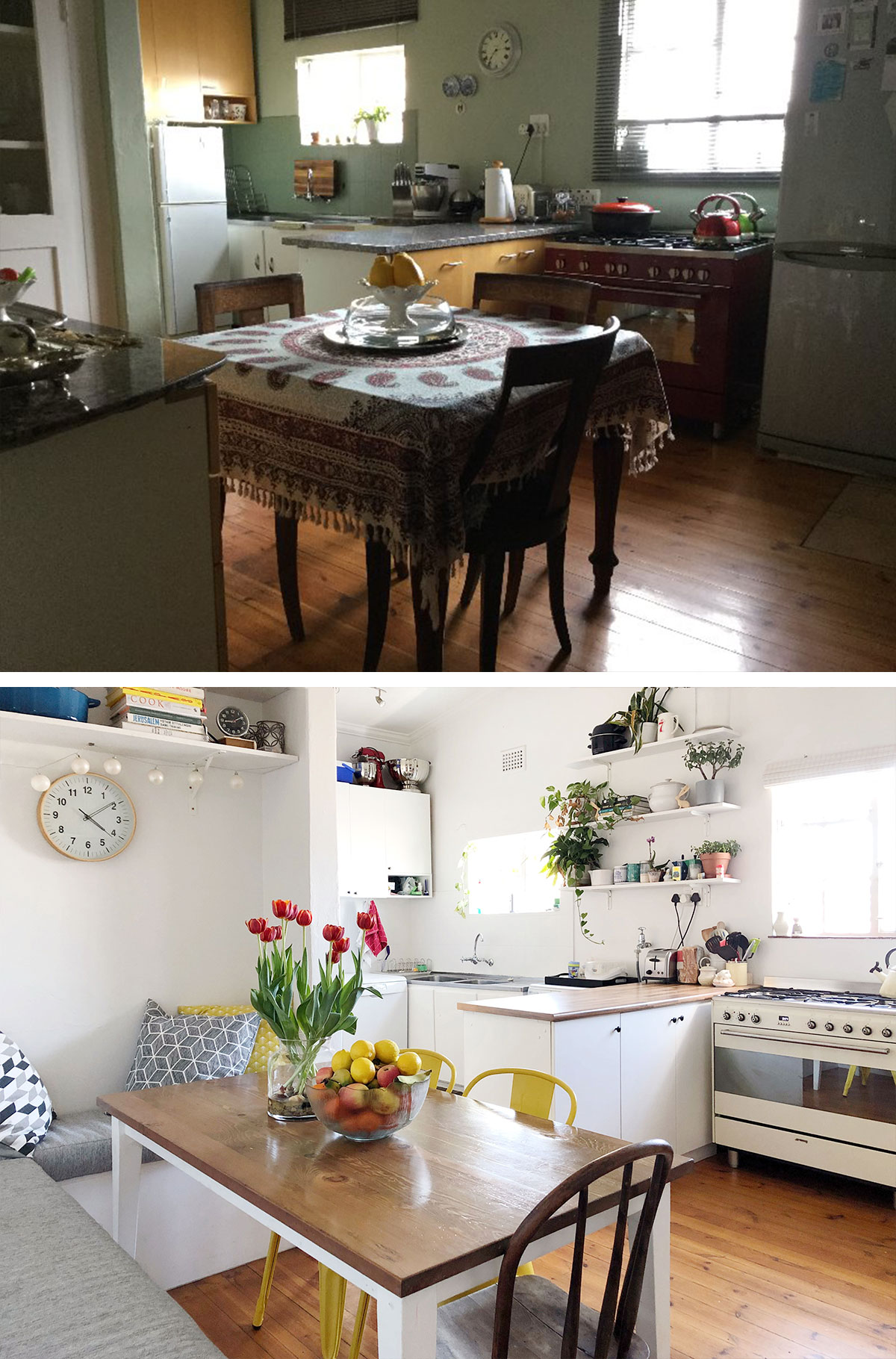 Our Before & After Home Tour